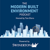 The Modern Built Environment Podcast image v2